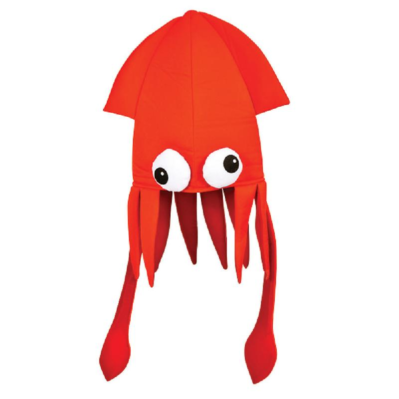 Squid Hat: Promotional Items